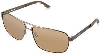 Columbia Men's Trails Edge Aviator Sunglasses