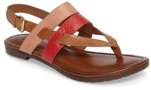 Sofft Bena Strappy Sandal