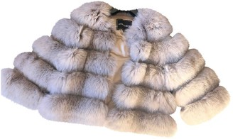Georges Rech Grey Fox Jacket for Women