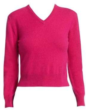 The Row Suzi Cashmere Top