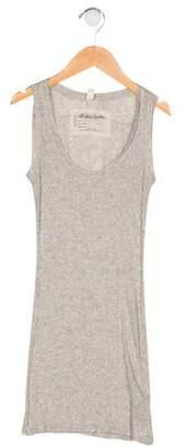 AllSaints Girls' Sleeveless Scoop Neck Dress