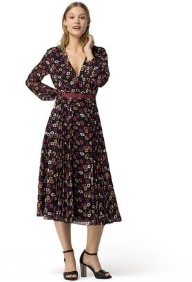 Floral Midi Dress $225 thestylecure.com