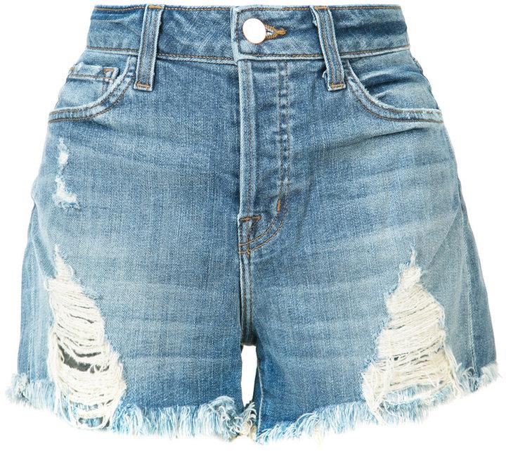 J BrandJ Brand distressed shorts