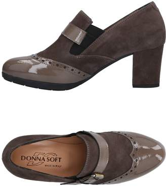 DONNA SOFT Loafers - Item 11487179SF
