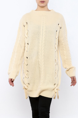 Hot & Delicious Chunky Sweater $36 thestylecure.com