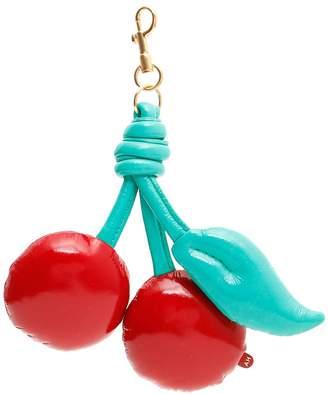 Anya Hindmarch Cherry Key Charm