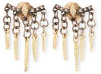 Armenta Old World Diamond Crivelli Shaker Earrings