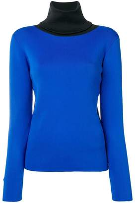Simon Miller contrasting collar sweater