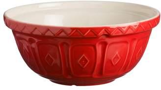 Mason Cash Red Earthenware Classic Mixing Bowl