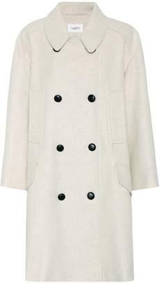 Etoile Isabel Marant Isabel Marant, Étoile Flicka wool-blend coat