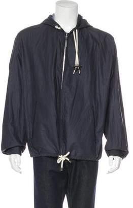Louis Vuitton Waxed Linen Jacket