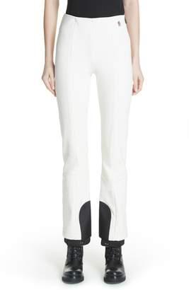 Moncler Skinny Stretch Ski Pants