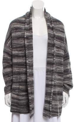 Joie Wool Blended Open Front Cardigan