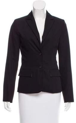 Tara Jarmon Tailored Woven Blazer