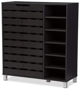Zipcode Design 24-Pair Shoe Storage Cabinet