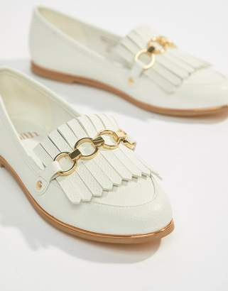 Faith Fringe Chain Loafer