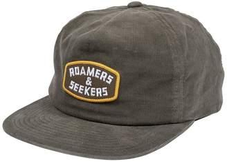 Poler Roamers & Seekers Grandpa Cordy Snapback Hat - Men's