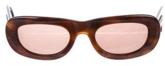 Dolce & Gabbana Small Rectangular Sunglasses