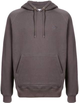 Dickies Construct long-sleeve fitted hoodie