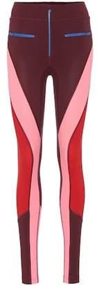 Isabel Marant Tilda zipped leggings