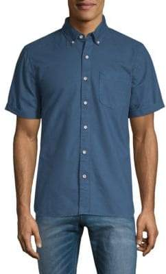 Joe's Jeans Sandoval Cotton Shirt