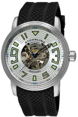 Stuhrling Original Men's 1079.33162 Classic Delphi Archer Automatic Skeleton Black Watch