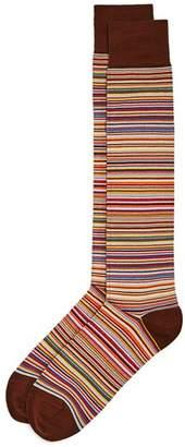 Paul Smith Multistripe Dress Socks