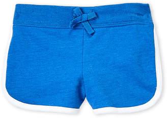 French Toast (Girls 4-6x) Dolphin Hem Shorts