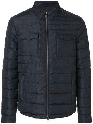 Etro quilted lightweight jacket