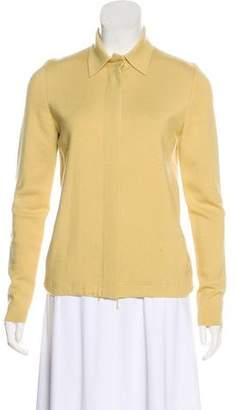 Akris Cashmere & Silk-Blend Jacket