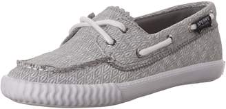 Sperry Kids Sayel Shoes, Grey/Diamond