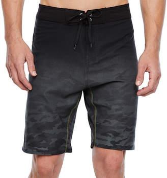 Burnside Capital Camouflage Board Shorts