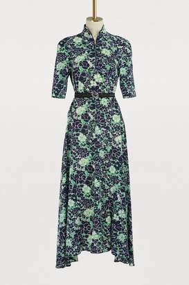 Prada Short sleeved long dress