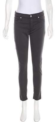 Hudson Mid-Rise Skinny Pants w/ Tags