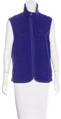 Patagonia Fleece Zip Vest $75 thestylecure.com