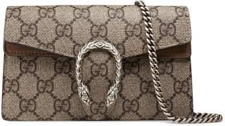 Dionysus GG Supreme super mini bag $740 thestylecure.com