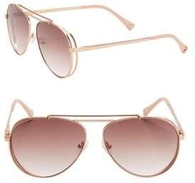 Sam Edelman 52MM Aviator Sunglasses