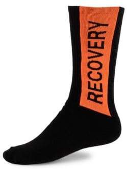 Palm Angels Recovery Crew Socks