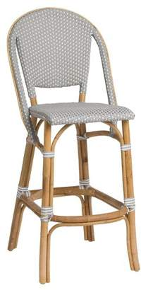 Bayou Breeze Holder Rattan Bar Stool
