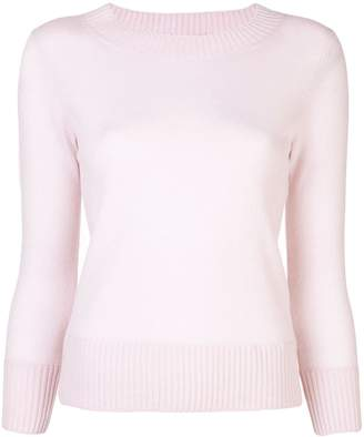 Vince cashmere crew-neck sweater