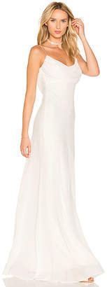 Katie May Eden Gown in Ivory $295 thestylecure.com