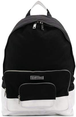 Eastpak x Kris Van Assche two-tone backpack