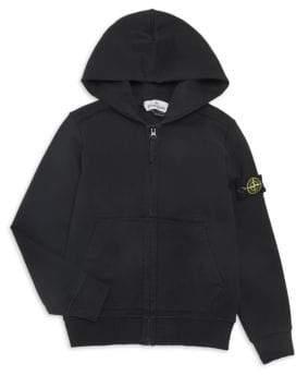 Stone Island Boy's Zip Sweatshirt