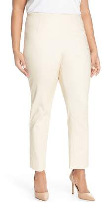 Nic+Zoe 'Perfect' High Rise Side Zip Pants