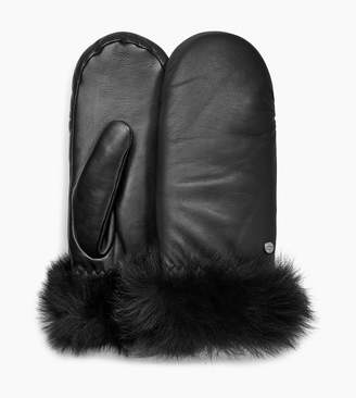 UGG Leather Mitten