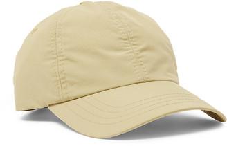 Folk Satin-Twill Baseball Cap
