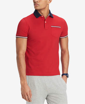Tommy Hilfiger Men Homer Custom Fit Polo Shirt