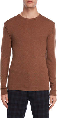 Imperial Star Brown Speckled Sweater