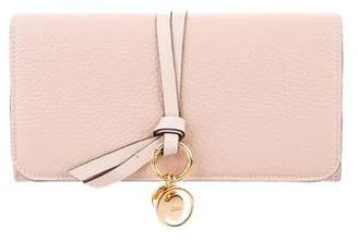 Chloé Leather Continental Wallet w/ Tags