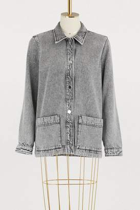 Roseanna Worker cotton jacket